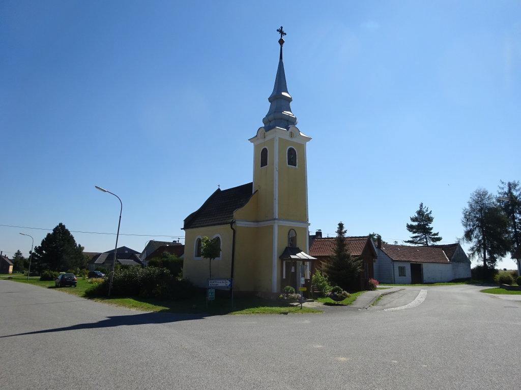 Ortskapelle Breitenfeld - Breitenfeld, Niederösterreich (3811-NOE)