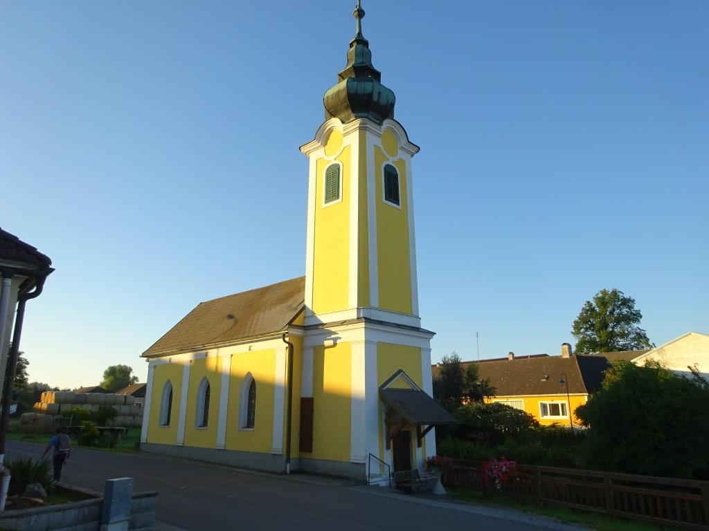 Dorfkapelle Merkenbrechts - Merkenbrechts, Niederösterreich (3800-NOE)