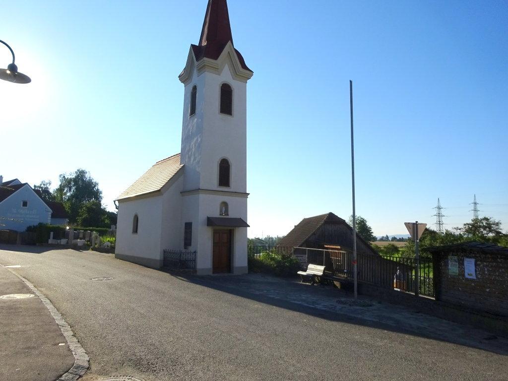 Dorfkapelle Atzelsdorf - Atzelsdorf, Niederösterreich (3595-NOE)