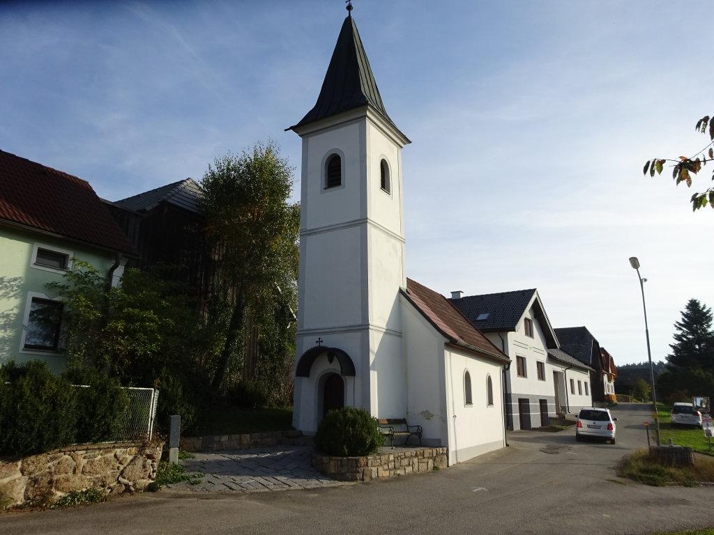 Ortskapelle Frankenreith - Frankenreith, Niederösterreich (3595-NOE)