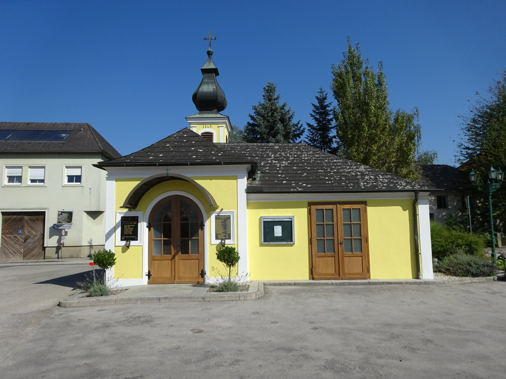 Ortskapelle Ornding - Ornding, Niederösterreich (3380-NOE)