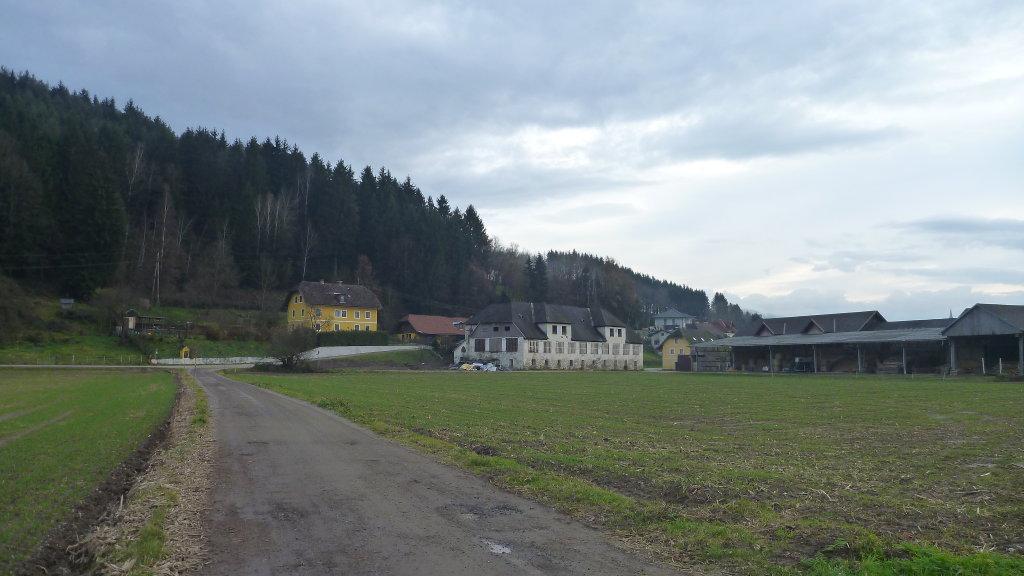 Unterbergen November 2016 - Unterbergen, Kärnten (9300-KTN)