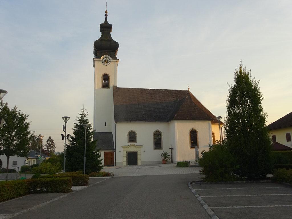 Kath. Pfarrkirche hll. Petrus und Paulus - Viehdorf, Niederösterreich (3322-NOE)