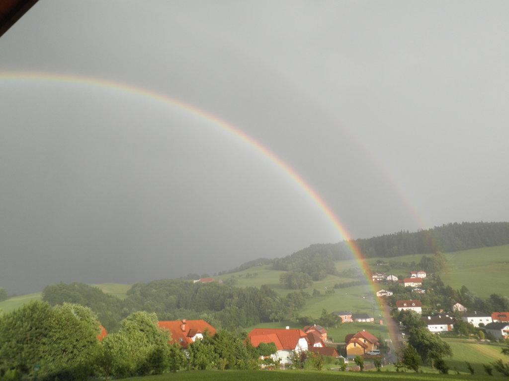 Regenbogen - St. Michael am Bruckbach, Niederösterreich (3352-NOE)