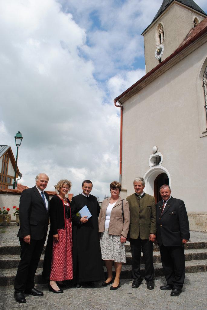 60. Geburtstag Pater Laurentius - St. Michael am Bruckbach, Niederösterreich (3352-NOE)