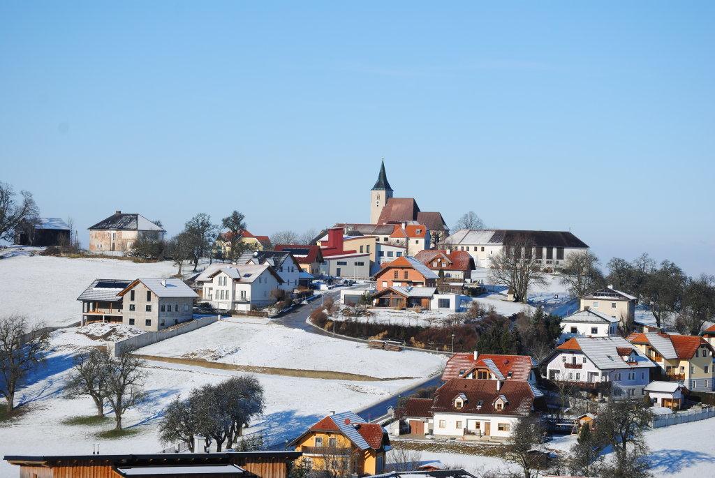 Ortskern - St. Michael am Bruckbach, Niederösterreich (3352-NOE)