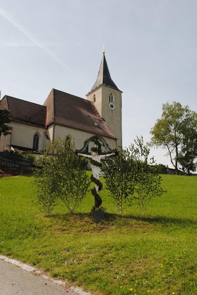 Riegler Kreuz - St. Michael am Bruckbach, Niederösterreich (3352-NOE)