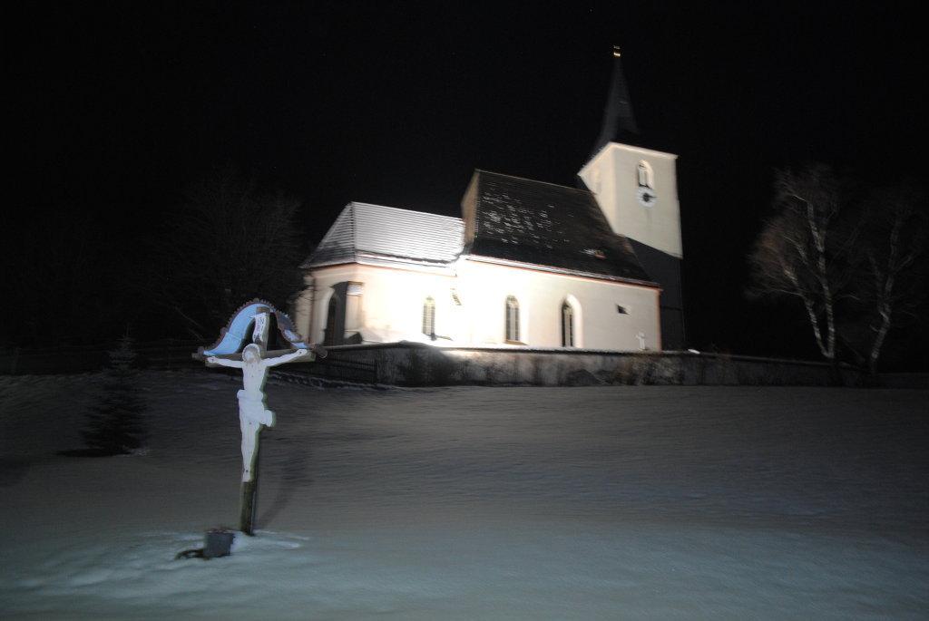 Abend - St. Michael am Bruckbach, Niederösterreich (3352-NOE)