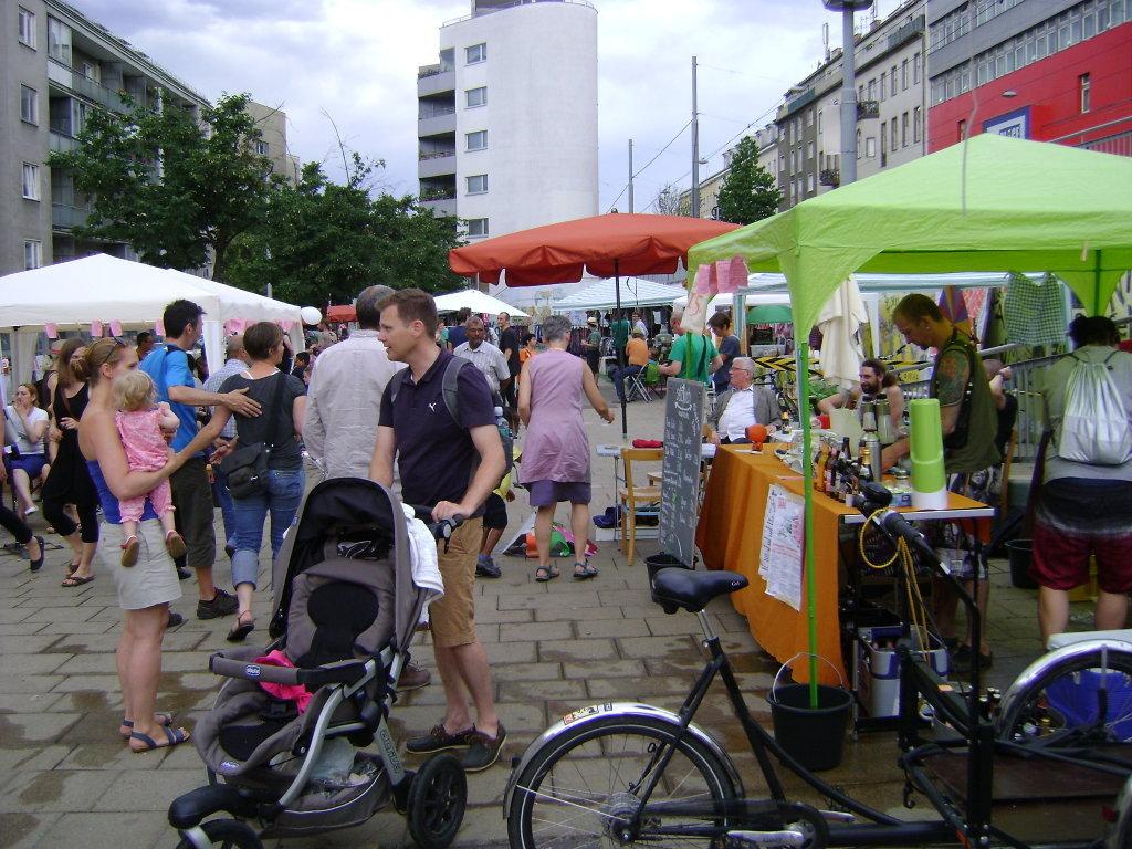 Schwendermarkt - Schwendermarkt, Wien (1150-W)