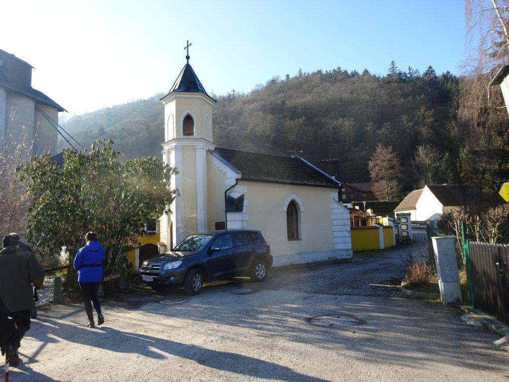 Dorfkapelle Steinaweg - Steinaweg, Niederösterreich (3511-NOE)