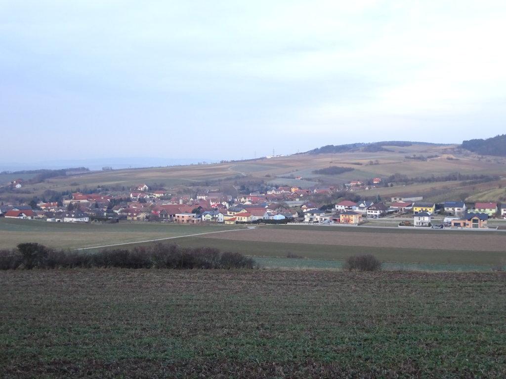Fernblick nach Höbenbach - Höbenbach, Niederösterreich (3511-NOE)