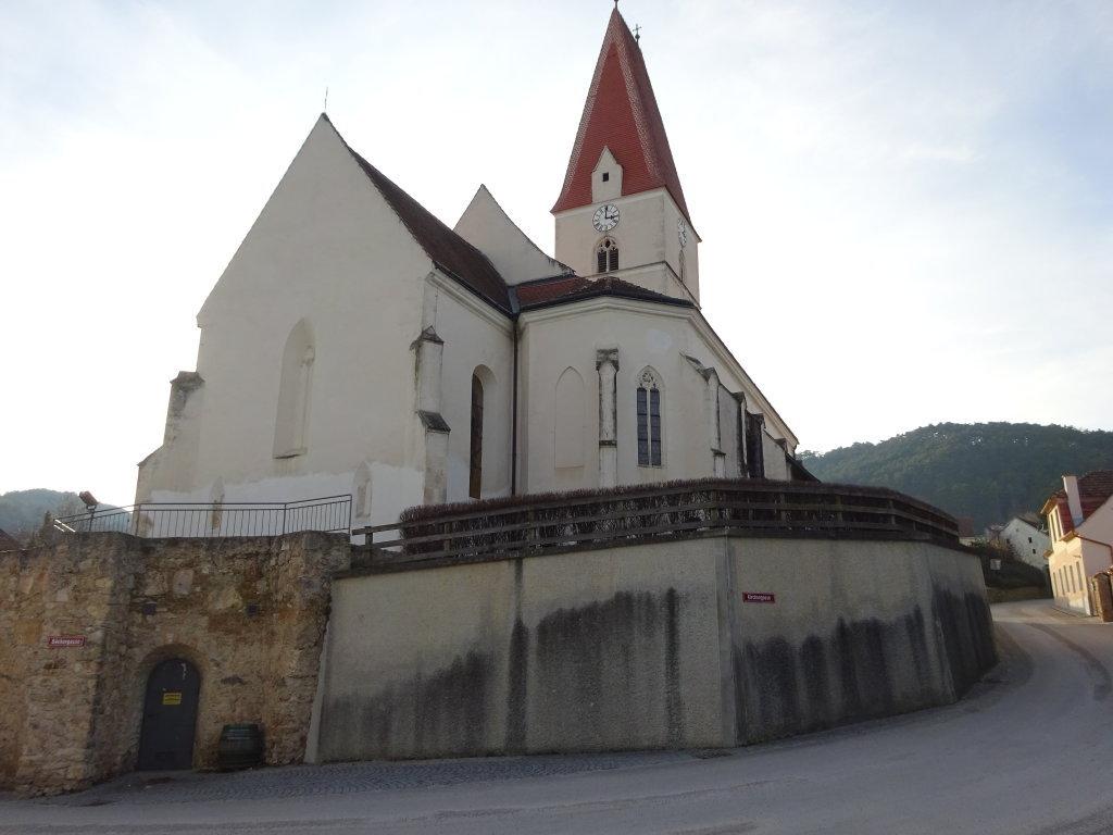 Pfarrkirche Nußdorf ob der Traisen - Nußdorf ob der Traisen, Niederösterreich (3133-NOE)