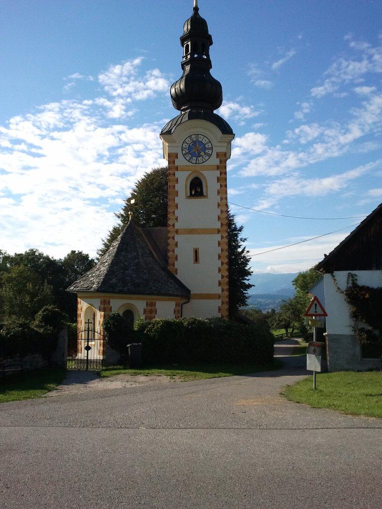 Kirche in Sittich - Sittich, Kärnten (9560-KTN)
