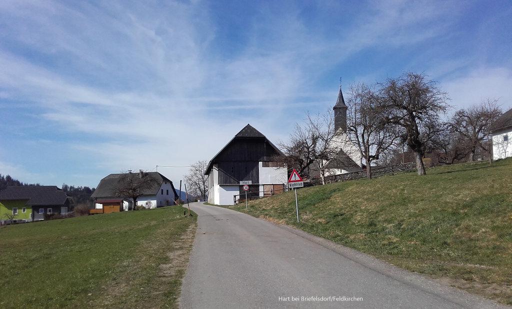 Hart bei Briefelsdorf - Briefelsdorf, Kärnten (9560-KTN)