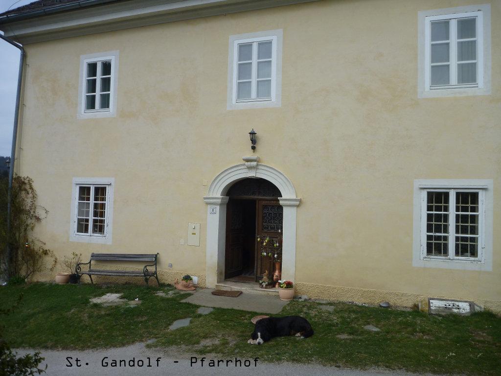 Parrhof zu Ostern 2016 - St. Gandolf, Kärnten (9555-KTN)