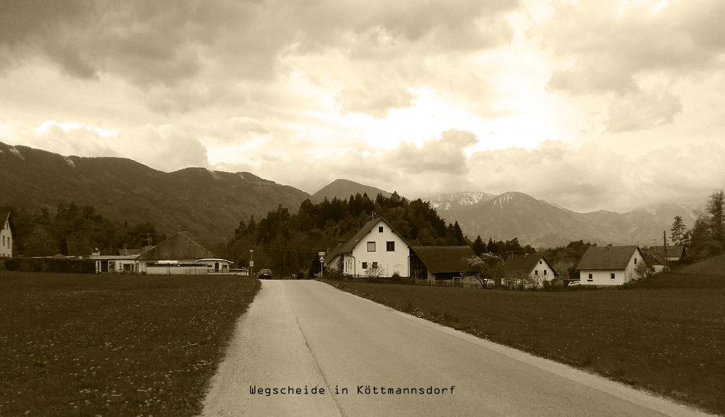 Wegscheide April 2016 - Wegscheide, Kärnten (9161-KTN)