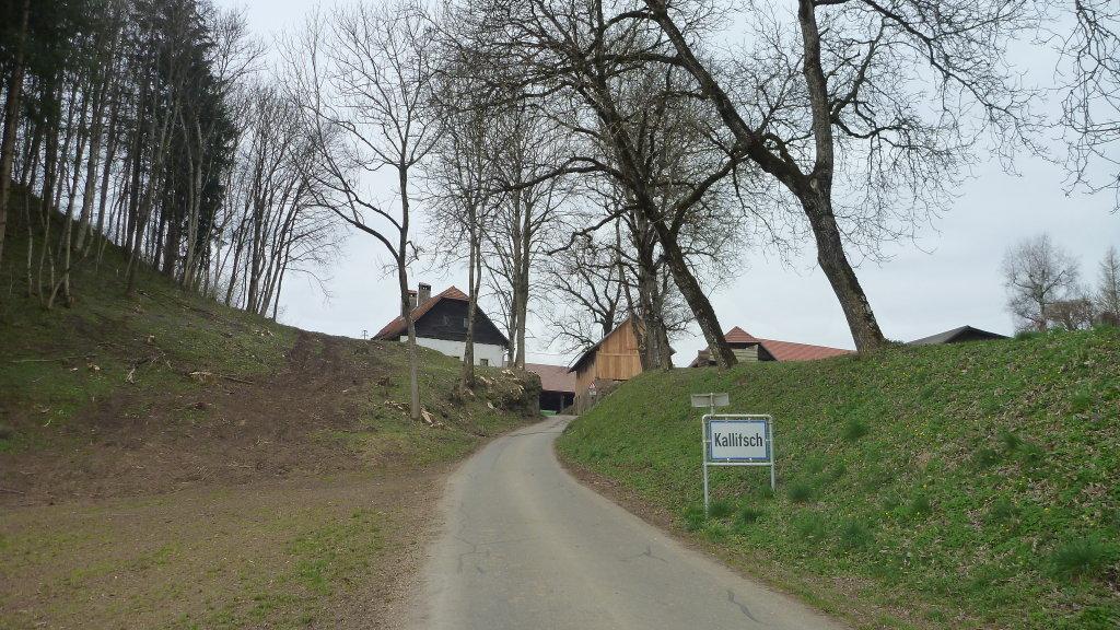 Hofdurchfahrt in Kallitsch - Kallitsch, Kärnten (9560-KTN)