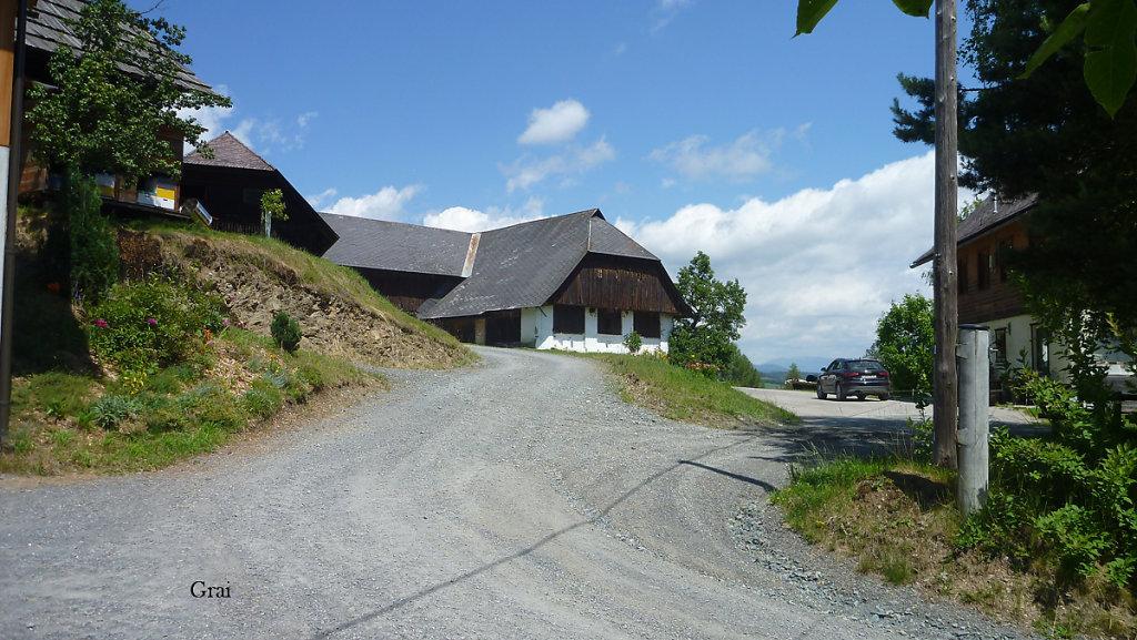 Grai - Hofdurchfahrt - Grai, Kärnten (9560-KTN)