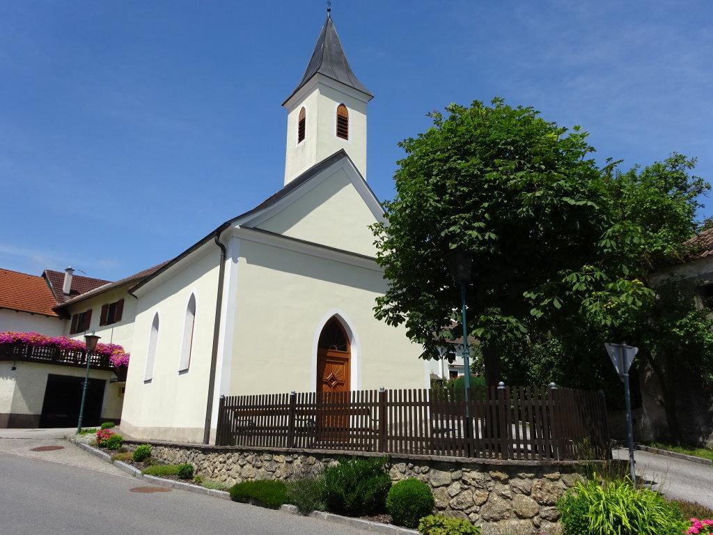 Dorfkapelle Nussendorf - Nussendorf, Niederösterreich (3661-NOE)