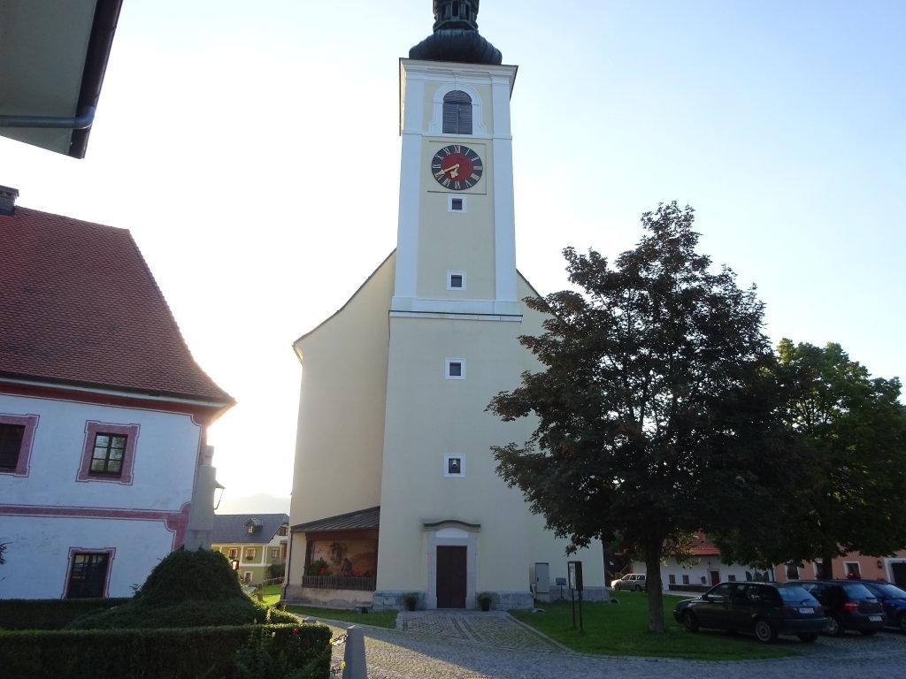 Pfarrkirche Viechtwang - Viechtwang, Oberösterreich (4644-OOE)