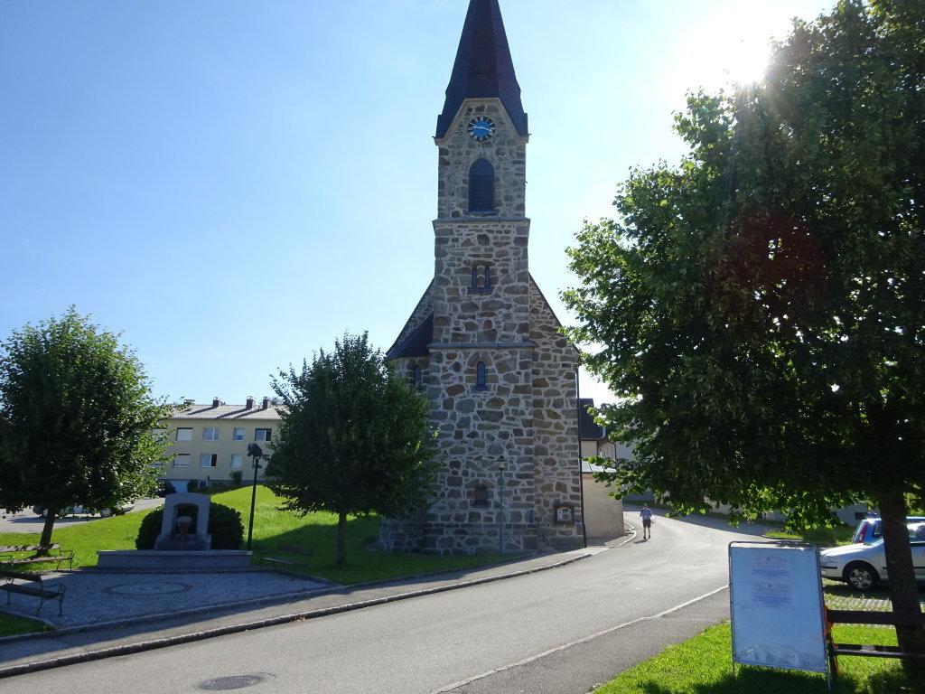 Kath. Pfarrkirche hl. Konrad in St. Konrad - St. Konrad, Oberösterreich (4817-OOE)