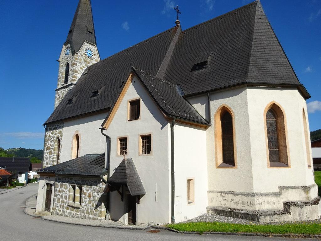 Pfarrkirche hl. Konrad in St. Konrad - St. Konrad, Oberösterreich (4817-OOE)