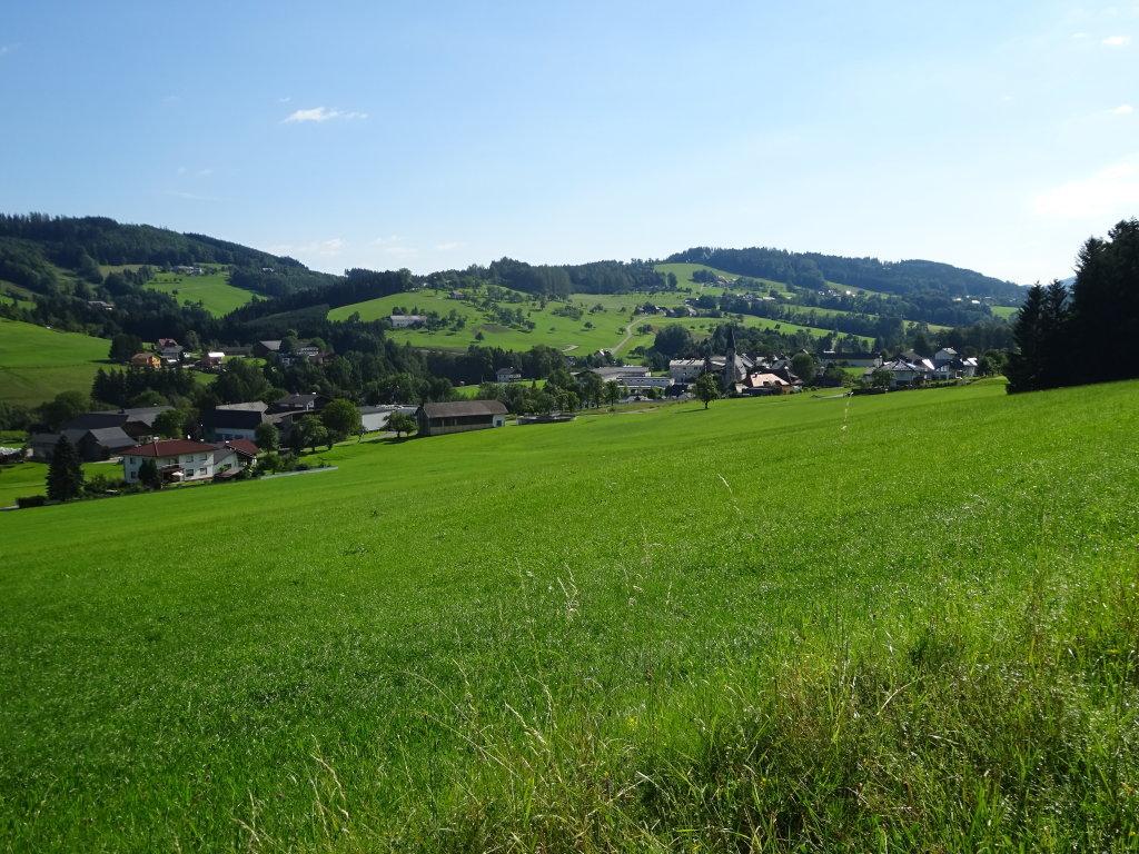 Fernblick nach St. Konrad - St. Konrad, Oberösterreich (4817-OOE)