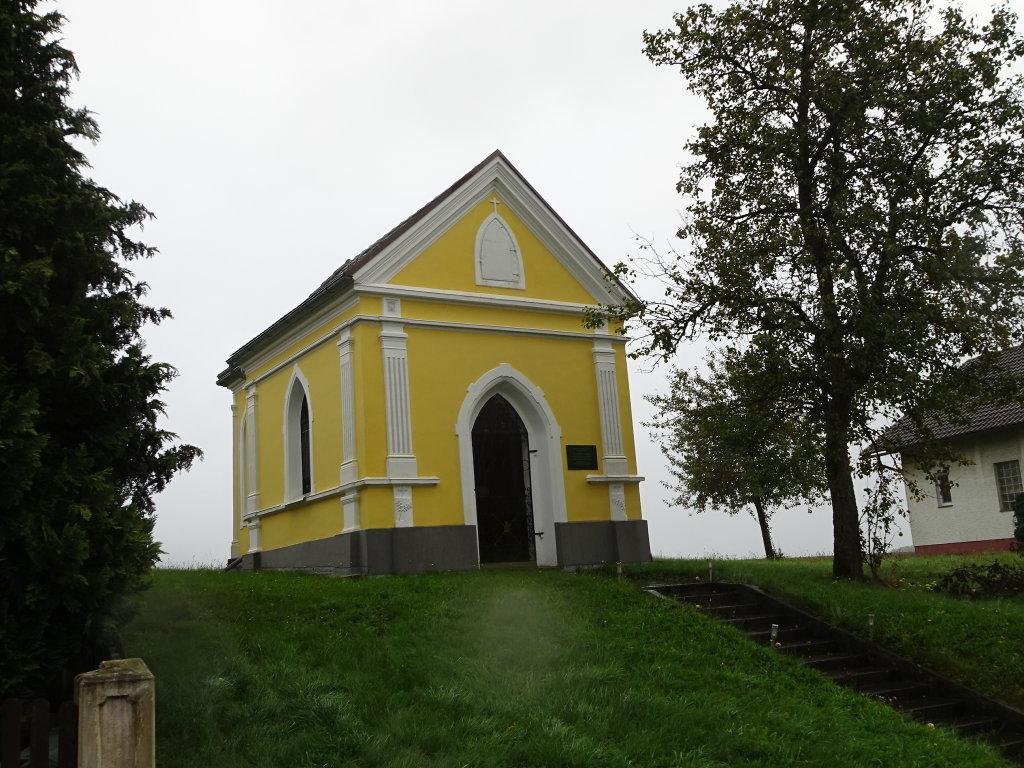 Hörtlmair-Kapelle in Bierbaumdorf - Wolfsbach, Niederösterreich (3354-NOE)