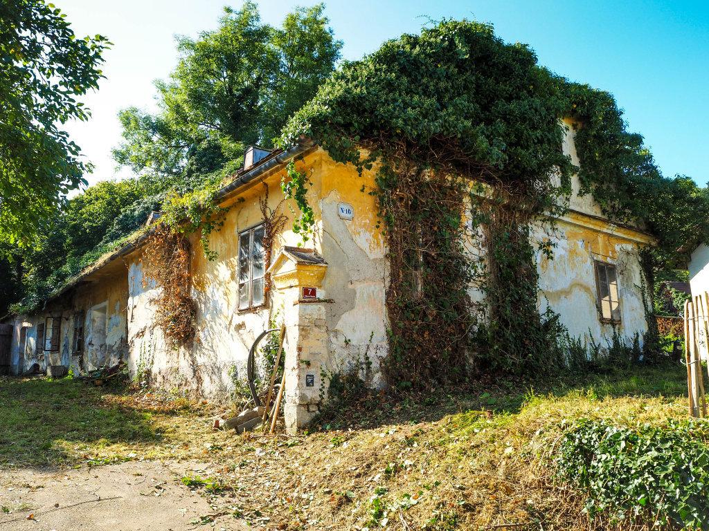"altes Haus ""Oberer Markt 7"" in Nußdorf ob der Traisen - Nußdorf ob der Traisen, Niederösterreich (3133-NOE)"
