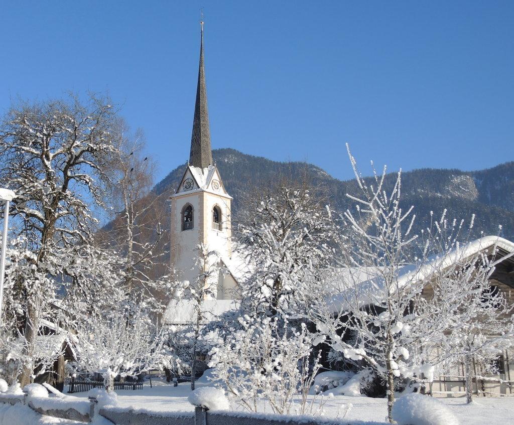 5092 St. Martin bei Lofer bei Schnee und Eis - St. Martin, Kärnten (9232-KTN)