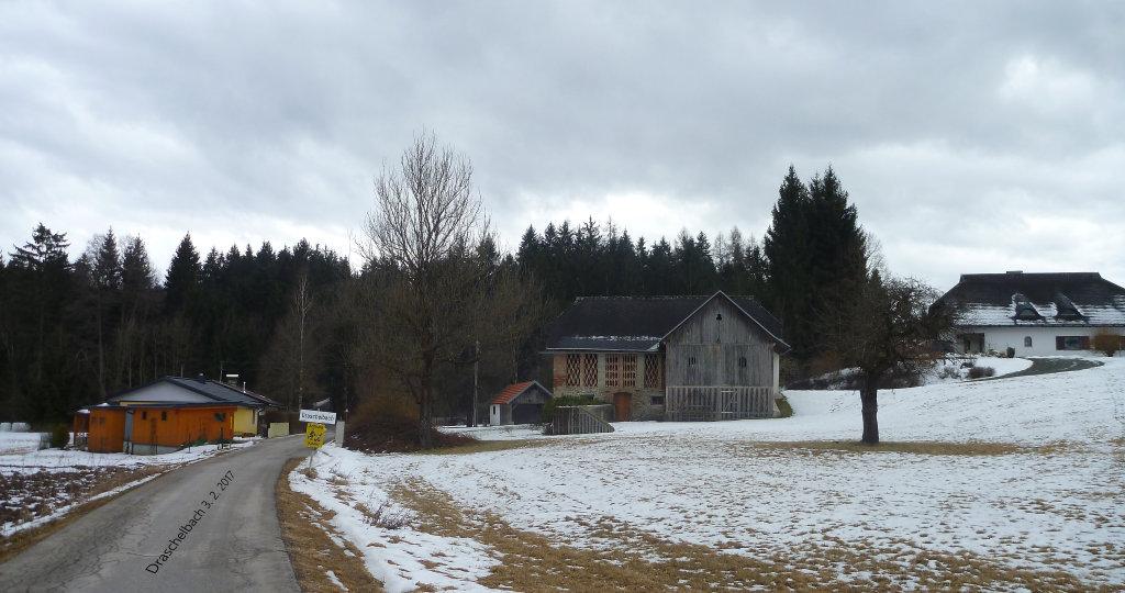 Draschelbach 3 2.2017 - Draschelbach, Kärnten (9300-KTN)