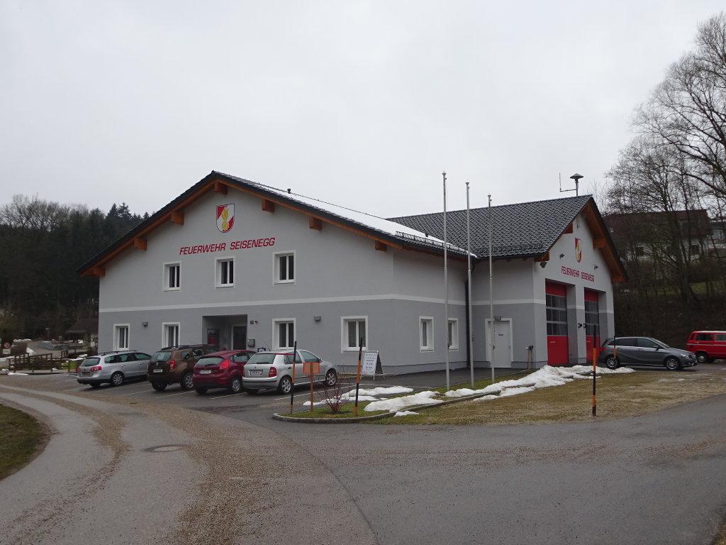 FF-Gebäude Seisenegg - Seisenegg, Niederösterreich (3300-NOE)