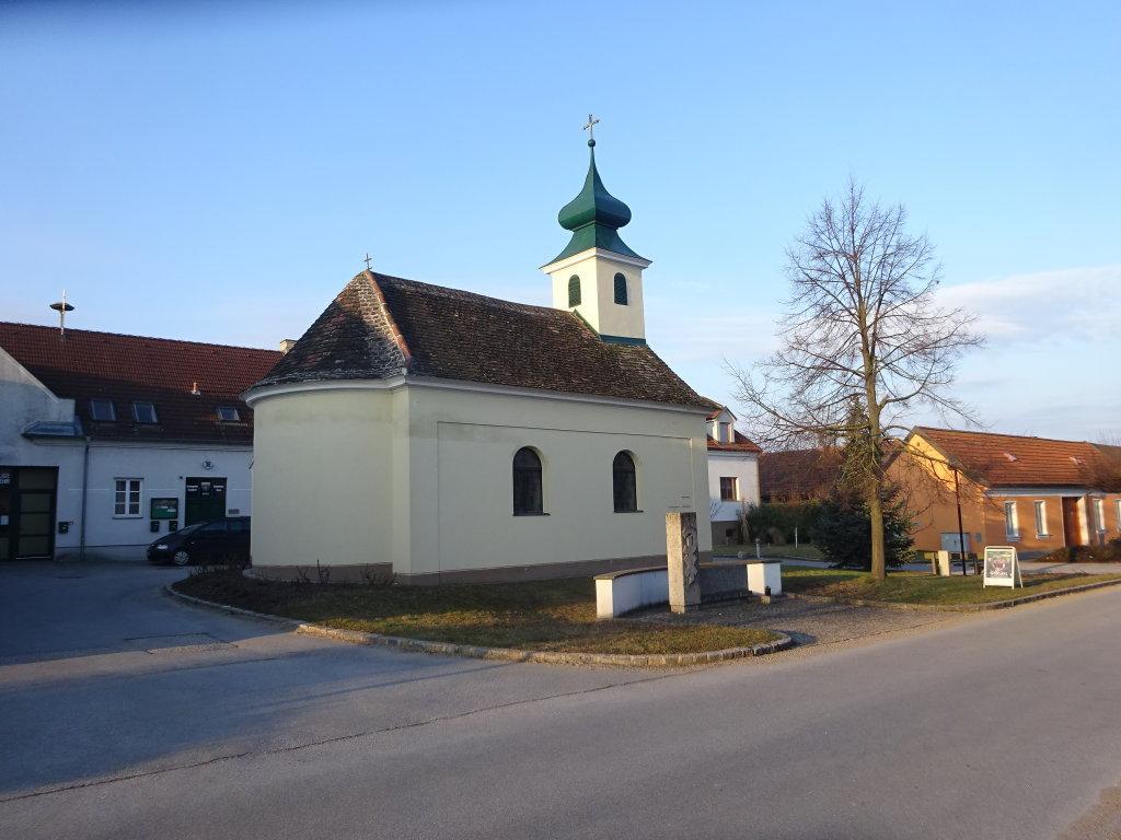 Ortskapelle hl. Laurentius in Flandorf - Flandorf, Niederösterreich (2102-NOE)