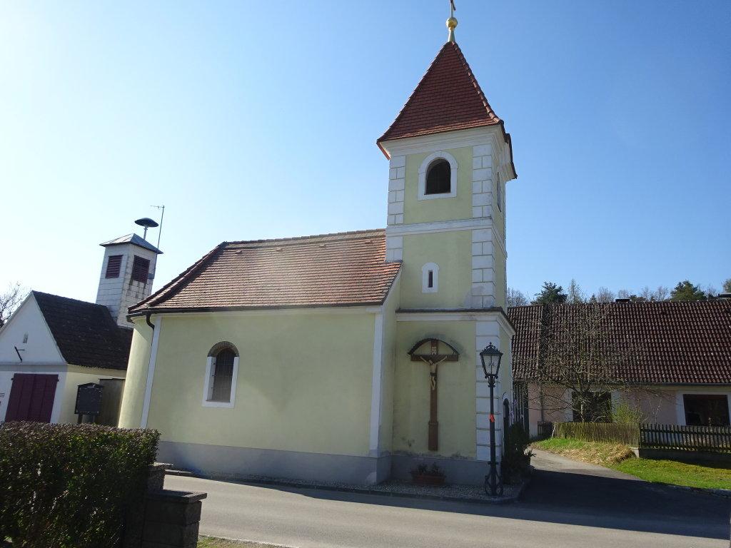 Ortskapelle Thürneustift - Thürneustift, Niederösterreich (3562-NOE)