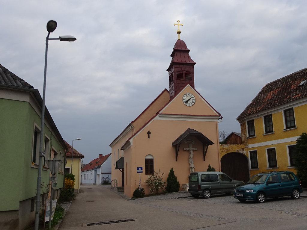 Katholische Pfarrkirche Mariahilf in Obernalb - Obernalb, Niederösterreich (2070-NOE)