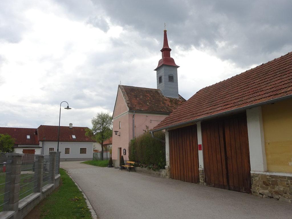 Ortskapelle heiliger Johannes der Täufer in Rafing - Rafing, Niederösterreich (3741-NOE)