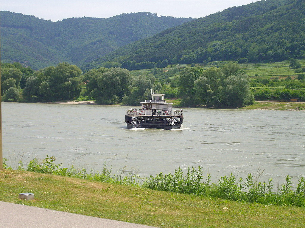 Donaufähre - Spitz, Niederösterreich (3620-NOE)