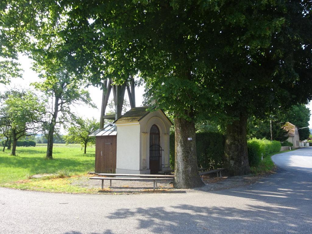 Glockenturm mit Kapelle - Wantendorf, Niederösterreich (3200-NOE)