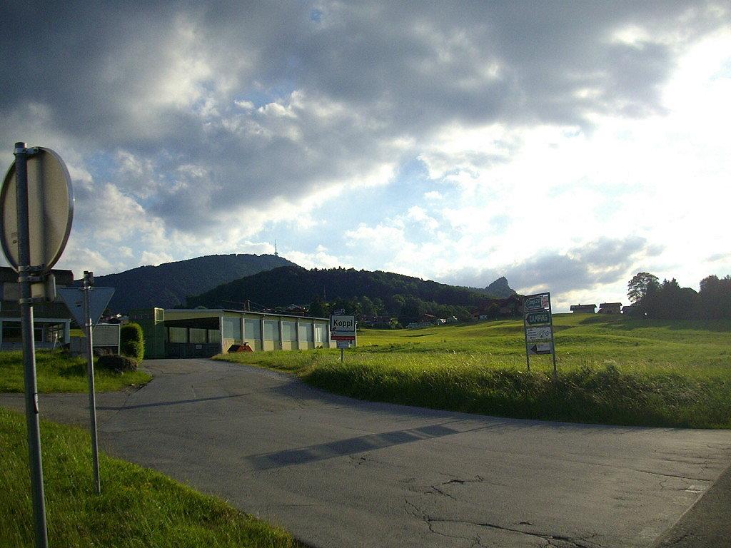 Ortstafel Koppl bei Salzburg - Koppl, Salzburg (5023-SBG)