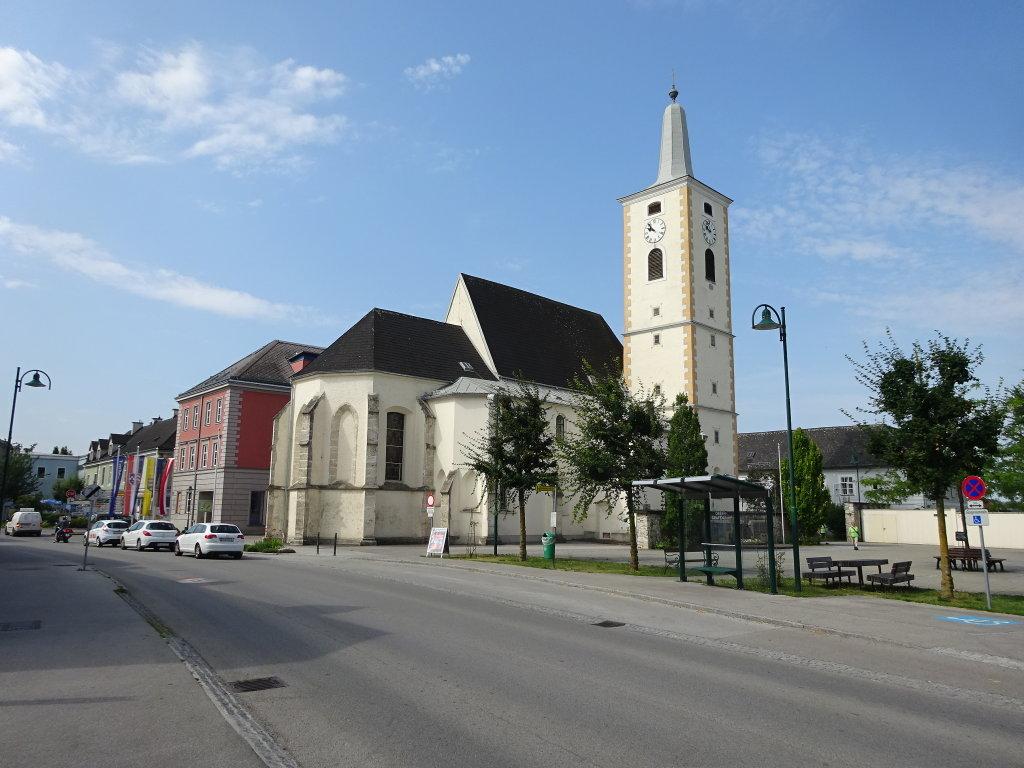 Kath. Pfarrkirche hl. Josef - Ober-Grafendorf, Niederösterreich (3200-NOE)