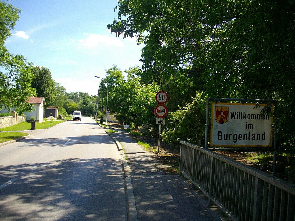 Willkommen im Burgenland - Burgenland (BGL)