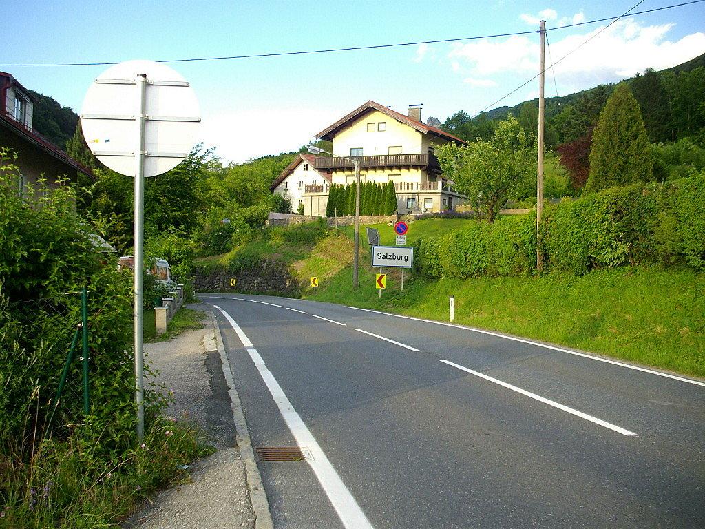 Radauer Kurve - Salzburg Stadt (5020-SBG)