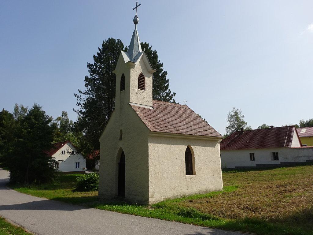 Dorfkapelle von Zierings - Zierings, Niederösterreich (3532-NOE)