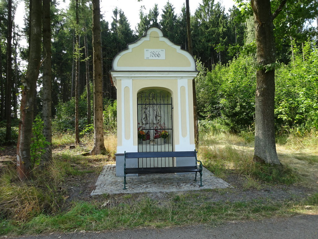 Cholerakapelle in Zwinzen - Zwinzen, Niederösterreich (3804-NOE)