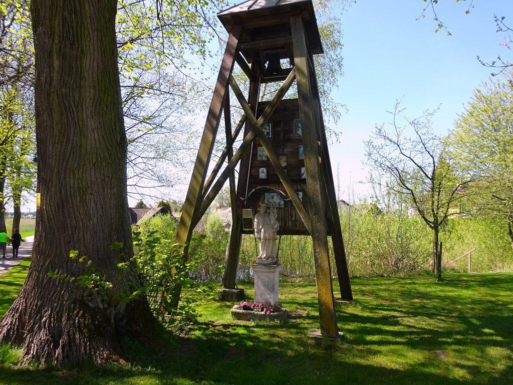 Glockenturm in Grünau - Grünau, Niederösterreich (3841-NOE)