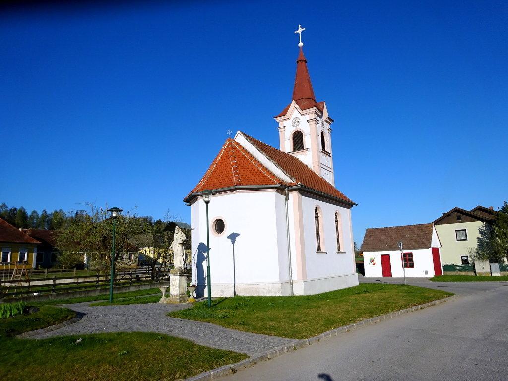 Dorfkapelle Rafings - Rafings, Niederösterreich (3841-NOE)