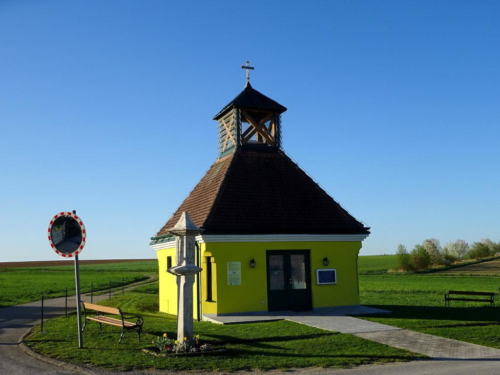 Die neue Wallfahrerkapelle - Rafingsberg, Niederösterreich (3841-NOE)