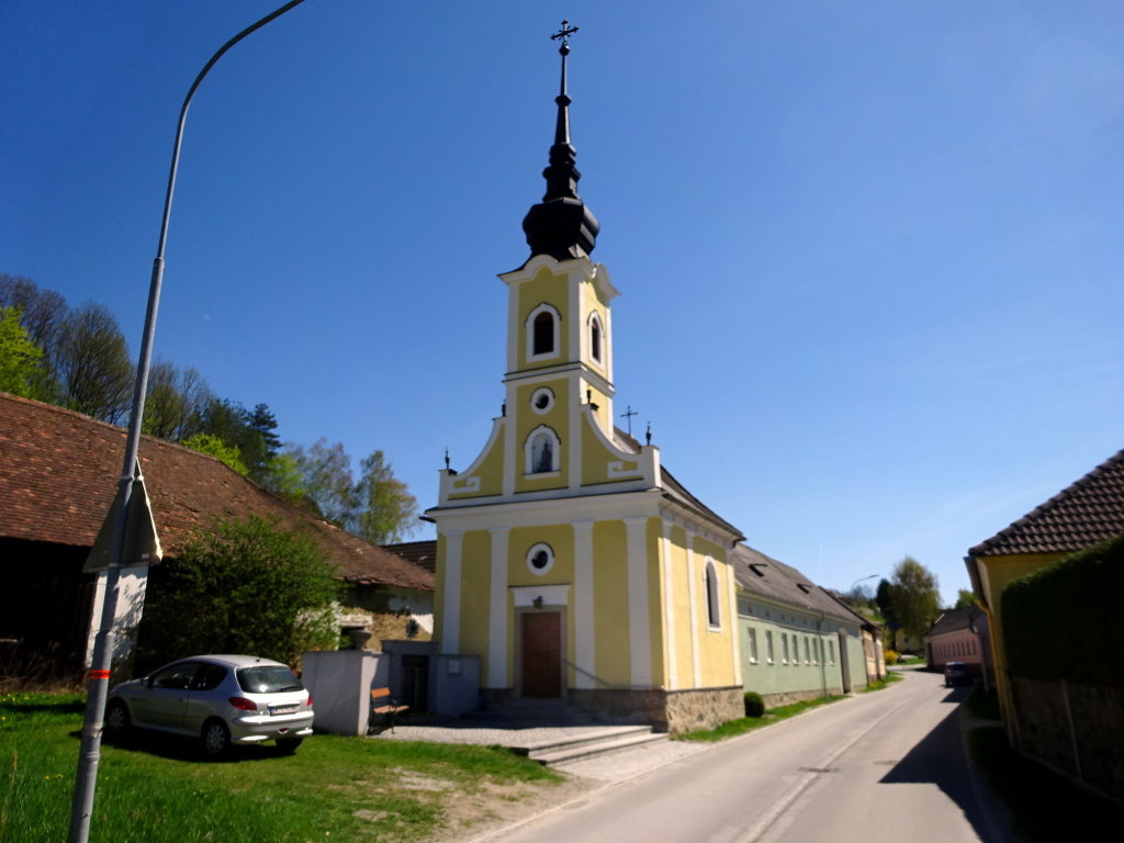 Dorfkapelle Vestenpoppen - Vestenpoppen, Niederösterreich (3830-NOE)