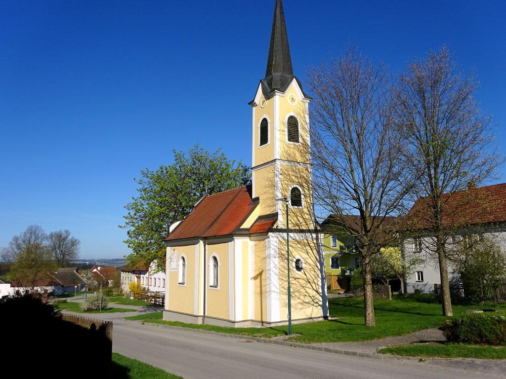 Dorfkapelle Götzles - Götzles, Niederösterreich (3830-NOE)