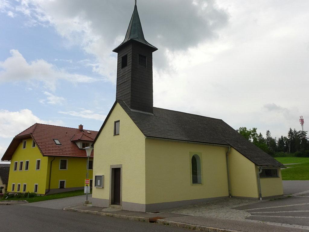 Dorfkapelle Liebenstein - Liebenstein, Oberösterreich (4252-OOE)
